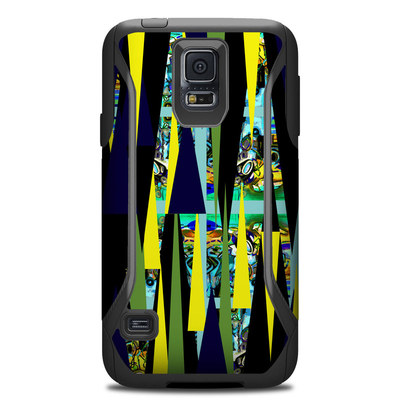 Otterbox Commuter Galaxy S5 Case Skin - Sun Beam