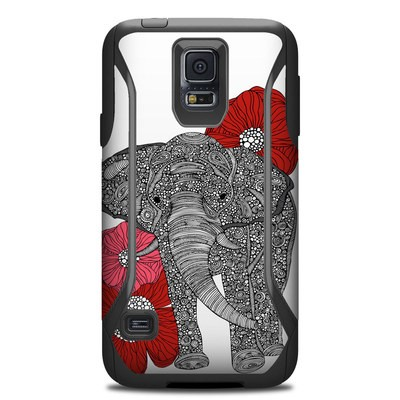 Otterbox Commuter Galaxy S5 Case Skin - The Elephant