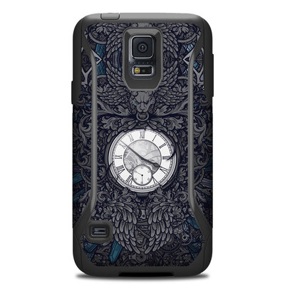 Otterbox Commuter Galaxy S5 Case Skin - Time Travel