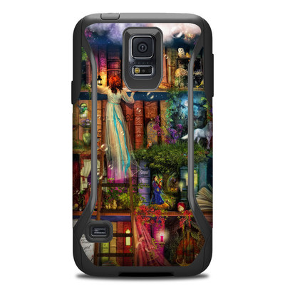 OtterBox Commuter Galaxy S5 Case Skin - Treasure Hunt