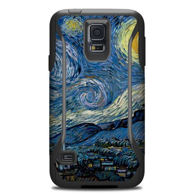 OtterBox Commuter Galaxy S5 Case Skin - Starry Night