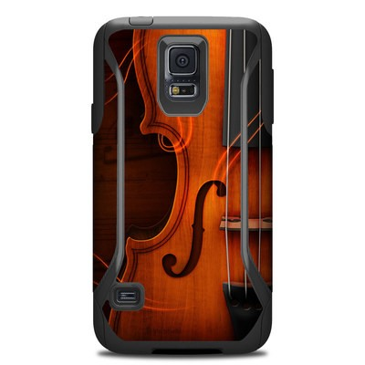 Otterbox Commuter Galaxy S5 Case Skin - Violin
