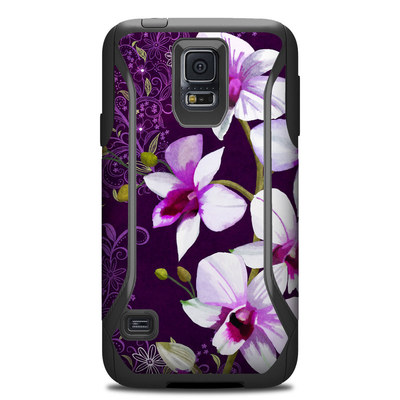 Otterbox Commuter Galaxy S5 Case Skin - Violet Worlds