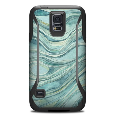 Otterbox Commuter Galaxy S5 Case Skin - Waves
