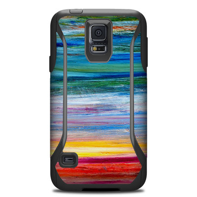 OtterBox Commuter Galaxy S5 Case Skin - Waterfall