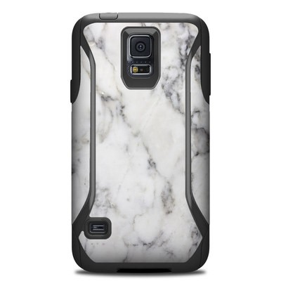 OtterBox Commuter Galaxy S5 Case Skin - White Marble