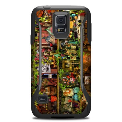 Otterbox Commuter Galaxy S5 Case Skin - Wine Shelf