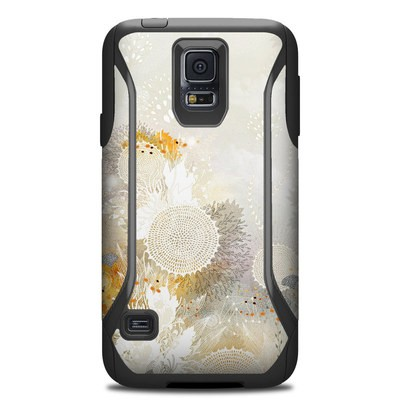 OtterBox Commuter Galaxy S5 Case Skin - White Velvet