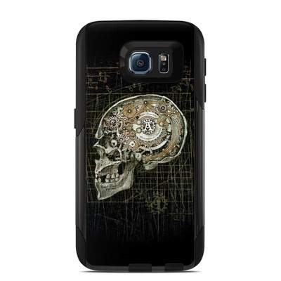 Otterbox Commuter Galaxy S6 Case Skin - Anima Autonima