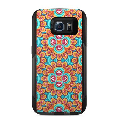 OtterBox Commuter Galaxy S6 Case Skin - Avalon Carnival