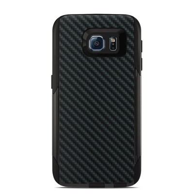OtterBox Commuter Galaxy S6 Case Skin - Carbon