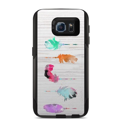OtterBox Commuter Galaxy S6 Case Skin - Compass
