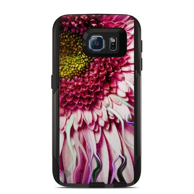 Otterbox Commuter Galaxy S6 Case Skin - Crazy Daisy
