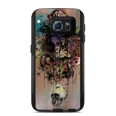 OtterBox Commuter Galaxy S6 Case Skin - Doom and Bloom