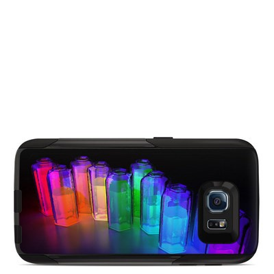 Otterbox Commuter Galaxy S6 Case Skin - Dispersion