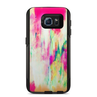 Otterbox Commuter Galaxy S6 Case Skin - Electric Haze