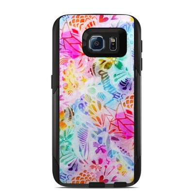OtterBox Commuter Galaxy S6 Case Skin - Fairy Dust