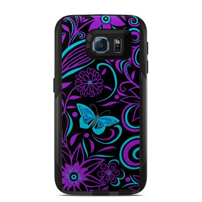 OtterBox Commuter Galaxy S6 Case Skin - Fascinating Surprise