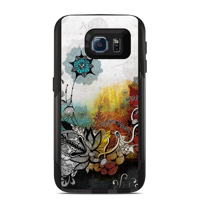 Otterbox Commuter Galaxy S6 Case Skin - Frozen Dreams