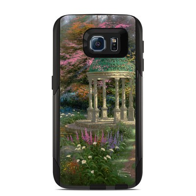 Otterbox Commuter Galaxy S6 Case Skin - Garden Of Prayer