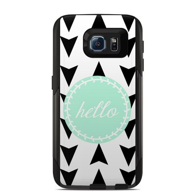 Otterbox Commuter Galaxy S6 Case Skin - Greetings