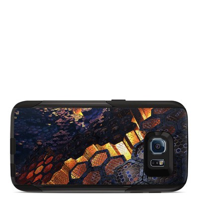 Otterbox Commuter Galaxy S6 Case Skin - Hivemind