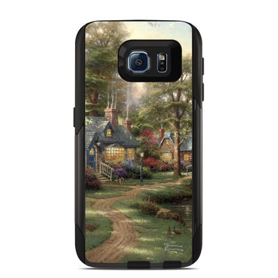 OtterBox Commuter Galaxy S6 Case Skin - Hometown Lake