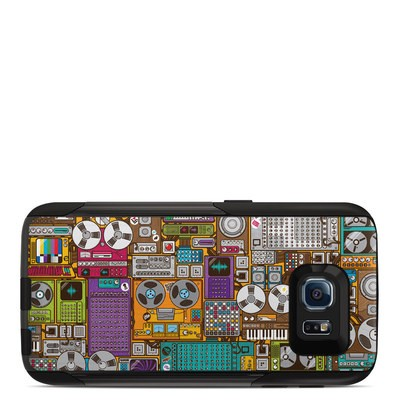 Otterbox Commuter Galaxy S6 Case Skin - In My Pocket
