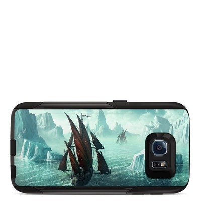 OtterBox Commuter Galaxy S6 Case Skin - Into the Unknown