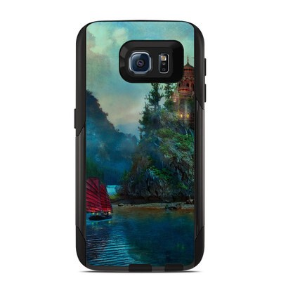 Otterbox Commuter Galaxy S6 Case Skin - Journey's End