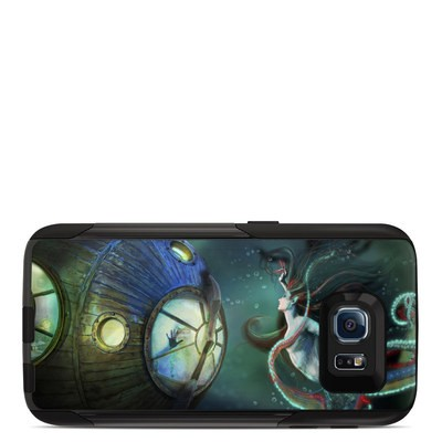 Otterbox Commuter Galaxy S6 Case Skin - 20000 Leagues