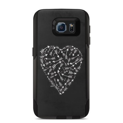 Otterbox Commuter Galaxy S6 Case Skin - Love Me Not