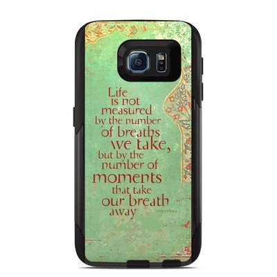 Otterbox Commuter Galaxy S6 Case Skin - Measured