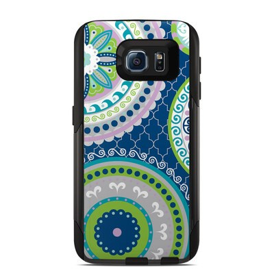 Otterbox Commuter Galaxy S6 Case Skin - Medallions