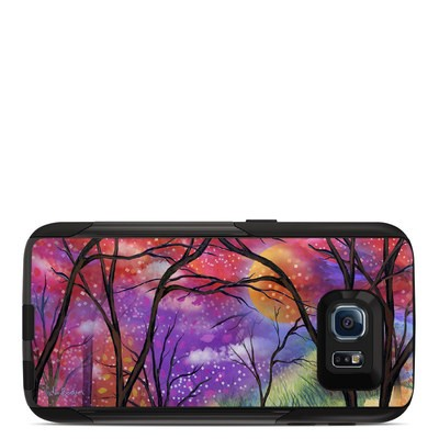 OtterBox Commuter Galaxy S6 Case Skin - Moon Meadow