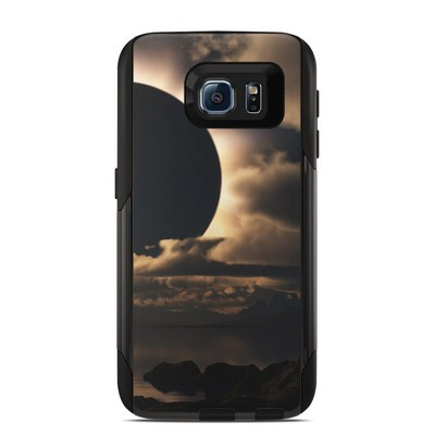 Otterbox Commuter Galaxy S6 Case Skin - Moon Shadow