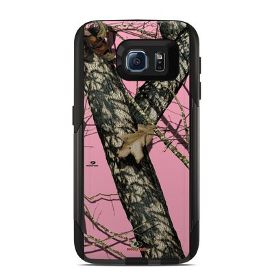 Otterbox Commuter Galaxy S6 Case Skin - Break-Up Pink