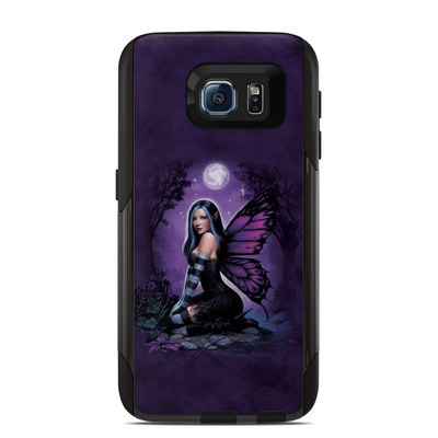 Otterbox Commuter Galaxy S6 Case Skin - Night Fairy