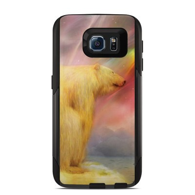 Otterbox Commuter Galaxy S6 Case Skin - Polar Bear