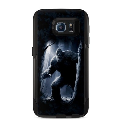 Otterbox Commuter Galaxy S6 Case Skin - Sasquatch