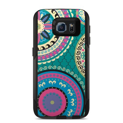OtterBox Commuter Galaxy S6 Case Skin - Silk Road