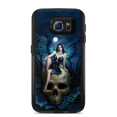 Otterbox Commuter Galaxy S6 Case Skin - Skull Fairy