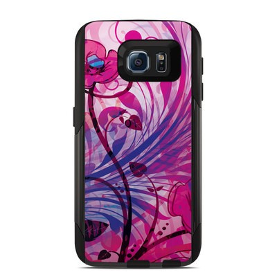 Otterbox Commuter Galaxy S6 Case Skin - Spring Breeze