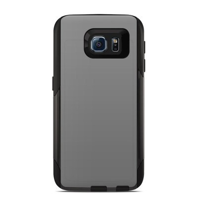 OtterBox Commuter Galaxy S6 Case Skin - Solid State Grey