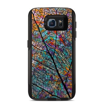 Otterbox Commuter Galaxy S6 Case Skin - Stained Aspen