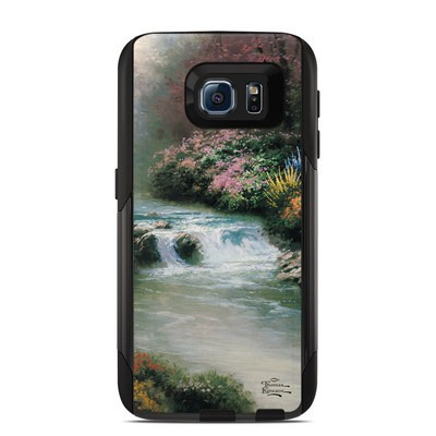 Otterbox Commuter Galaxy S6 Case Skin - Beside Still Waters