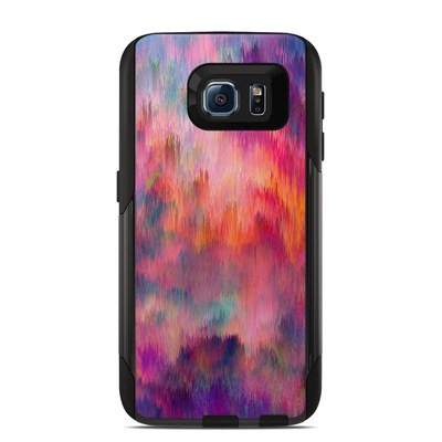 Otterbox Commuter Galaxy S6 Case Skin - Sunset Storm