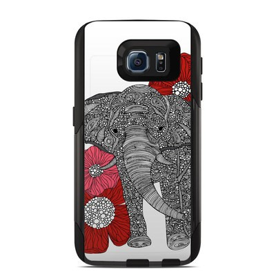 Otterbox Commuter Galaxy S6 Case Skin - The Elephant