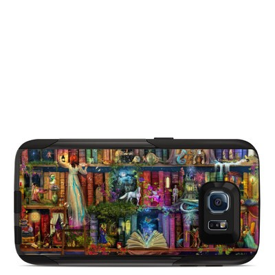Otterbox Commuter Galaxy S6 Case Skin - Treasure Hunt