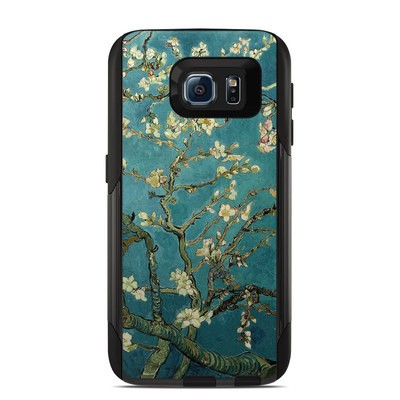 OtterBox Commuter Galaxy S6 Case Skin - Blossoming Almond Tree
